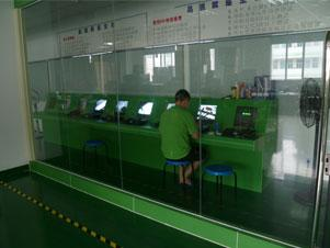 ratingsecu aging test control table of cctv cameras
