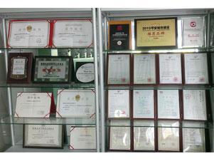 Ratingsecu certificates