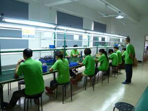 ratingsecu-power supply assemble workshop of cctv cameras