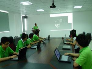 ratingsecu-r&d meeting of menapixel hd ip camera