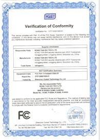 MINI PTZ 500-FCC