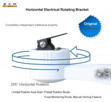 255 Degrees Electrical Rotating Bracket R-YZ100