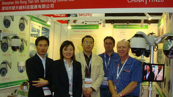Global Sources Trade Fair - HongKong 2010 April