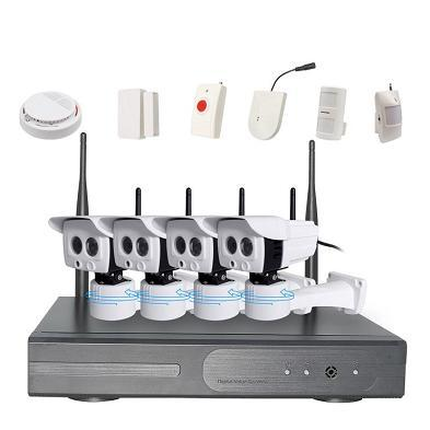 Wireless NVR Alarm Kit