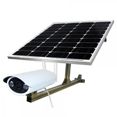 4G/3G Solar Panel and Digital IP Camera System