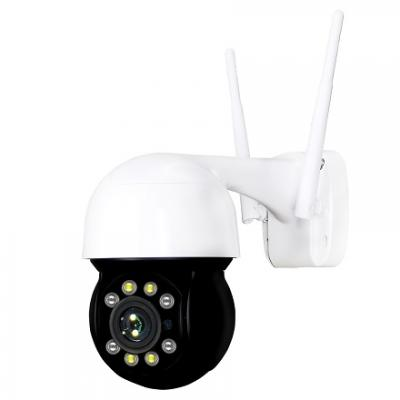 Wireless IP PTZ Dome Camera